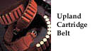 Upland Cartridge Belt - for 12 gauge and 20 gauge shells